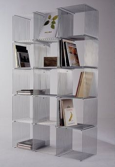 p/tradreol-wire-shelf-designed-by-verner-panton - The world's most private search engine Wire Shelving, Shelves, Interior Architecture, Interior And Exterior, Pretty Things, Home Furniture, Furniture Design, Regal Design, Design Design