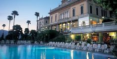 Grand Hotel Villa Serbelloni - A slice of HEAVEN in Bellagio, Italy