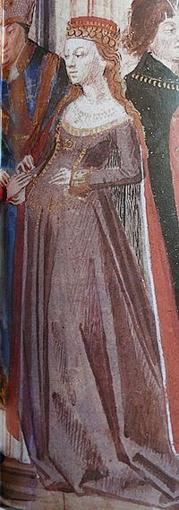 Isabella of Hainault (1170 - 1190). Queen of France from 1180 to 1190. She was married to Philippe II and had one son. Her mother-in-law convinced Philippe to repudiate Isabella, but his uncle stopped him from doing so.