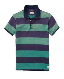 Indigo Polo > Mens Clothing > Polo's at Scotch & Soda