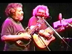 Grateful Dawg - Jerry Garcia & David Grisman - Warfield Theater, SF 2-2-...