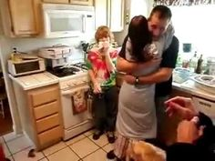 Soldier Surprise Wife On Thanksgiving