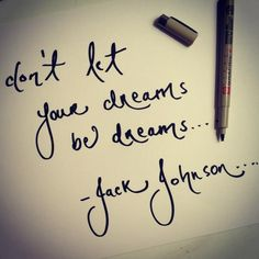 Jack Johnson not only has good tunes, he has so deep words ; Lyric Quotes, Words Quotes, Wise Words, Life Quotes, Sayings, Lyrics, Jack Johnson, Favorite Quotes, Best Quotes
