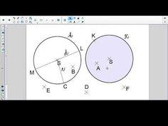 kruh, kružnice -3.ročník Geometry