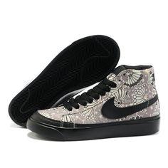 Nike Blazer High shoe for women black dandelion HOT SALE! HOT PRICE!