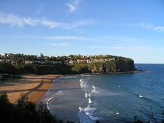 Bilgola Beach - Sydney, Australia - Summer was always about jumping in Dad's old Zephyr and heading to the Northern Beaches down Mona Vale Rd. this was one of our favourite spots.
