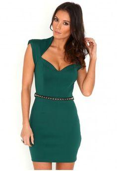 Aderyn Sweetheart Bodycon Dress- bodycon dresses- missguided