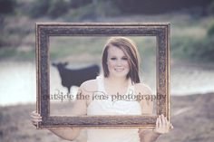 Cattle with Senior Pictures Ideas | Uploaded to Pinterest