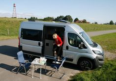 With more than 16,500 units, the Fiat Ducato is the undisputed leader in the chassis used.  Westfalia, which is based near Bielefeld, also uses this basis for its products.  Source: ampnet