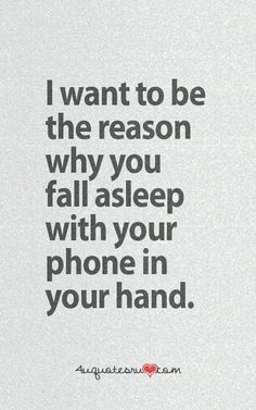 you are...... the reason my phone is always dead lol