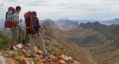 The Larapinta Trail, Australia