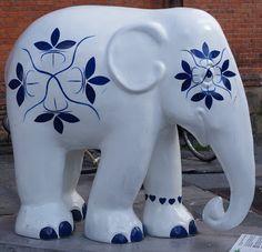 Title: Poetry Artist: Lars Pugholm Location: Vor Frue Plads African Forest Elephant, Asian Elephant, Elephas Maximus, City Events, Elephant Parade, Elephant Figurines, Elephants, Piggy Bank, Mammals