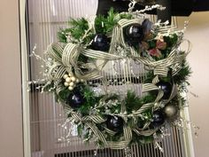 Wreath from the workshop