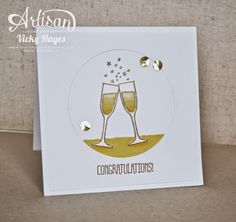 Get ready to celebrate with Making Spirits Bright by Stampin' Up!