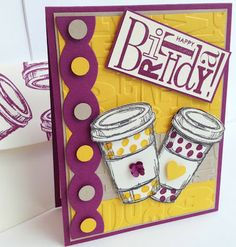 Just A Thought... Cards by Amy