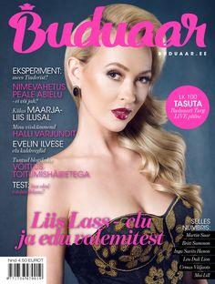 Cover Star Liis Lass September 2015