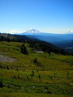 Goat Rocks Wilderness, Washington