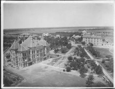 On this day in 1871 the location of Texas A was identified; our campus was built on 2,416 acres donated by the citizens of Brazos County