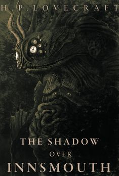 ArtStation - The Shadow Over Innsmouth Cover, Joe Grabenstetter