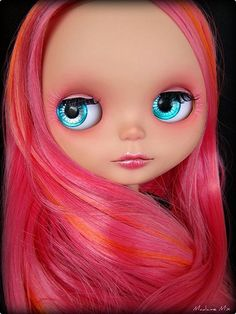 Custom Cinnamon Girl | by ***MADAME MIX***