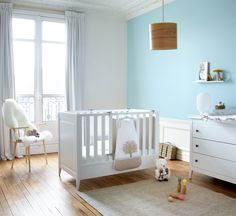 chambre de bébé collection grand arbre #litbebe #gigoteuse