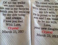 Father Groom Gift Ref Listing Tag Wedding Giftswedding