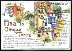 Brenda Swenson: Cinque Terre