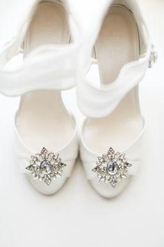 Gorgeous snowflake diamonds!