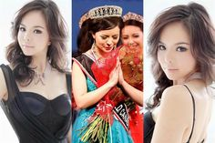 Anastasia Lin Crowned Miss World Canada 2015