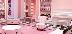 Count me in for the Dior Suite in New York!