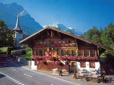 Gsteig near Gstaad, Switzerland
