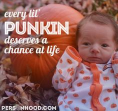 October ~ Respect Life month