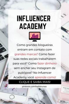 Aprenda de uma vez por todas a ganhar dinheiro com as suas redes sociais! #influenciadoresdigitais #dicasinstagram #blogueiros #comoganhardinheironainternet