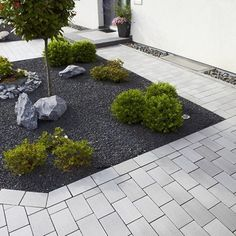 Front yard ideas modern Front yard ideas modern garden and building – # building … - Modern