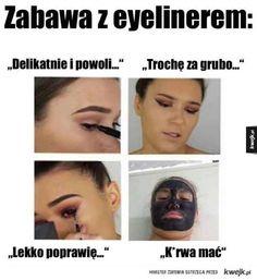 Coś poszło nie tak Very Funny Memes, Funny True Quotes, Wtf Funny, Polish Memes, Dead Memes, Sarcastic Humor, Life Humor, How To Know, Funny Photos