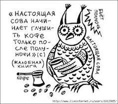 кофе сова - Поиск в Google