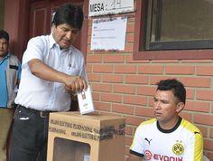 """Evo Morales: El """"sí"""" era para que me quede, el """"no"""" para que no me vaya"""