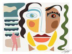 "SylokAir Art — ""Sea Stories"", by Sylok."