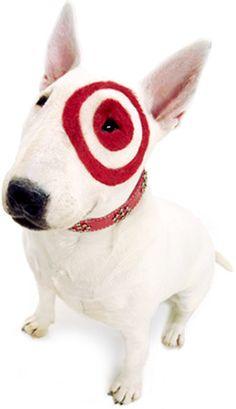 Target Plush Black Dog