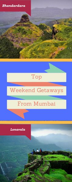 Top Weekend Getaways From Mumbai  Places To Visit Near Mumbai