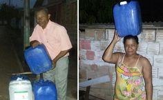 Prefeita de Prado deixa moradores de Limeira sem água e na miséria