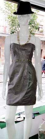 Vestido Palabra de honor Morgan 24,99€