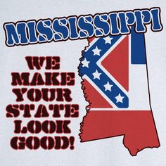 Funny State Pride Mississippi Novelty T Shirt - Rogue Attire