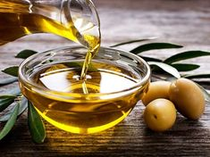 Olive oil is the natural oil obtained from olives, the fruit of the olive tree. Here are 11 health benefits of olive oil, that are supported by science. Best Cooking Oil, Cooking With Coconut Oil, Coconut Milk, Cooking Tips, Olives, Olive Oil Skin, Olive Oils, Hair Growth Oil, Tea Tree Oil