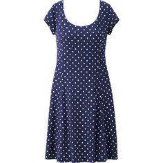 WOMEN BRATOP DRESS (DOT) | UNIQLO