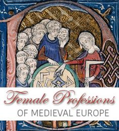 Female professions in Medieval Europe