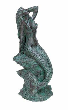 Mermaid statue. I don't know where it would go...I just know I kind of love it...