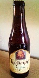 La Trappe Isid'or, Bierbrouwerij De Koeningshoven, Netherlands, Belgian Pale Ale 7.5%ABV