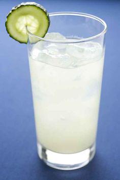 Sake Cucumber Cooler