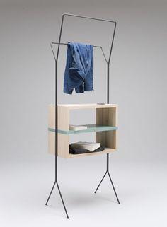 Maisonette (mobile units collection), by Simone Simonelli